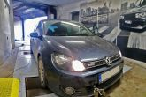 VW GOLF 1.6TDI 1nsane chiptuning stage 1 galios didinimas