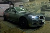 BMW F34 320D GT 135kW Insane chiptuning Stage1 galios didinimas